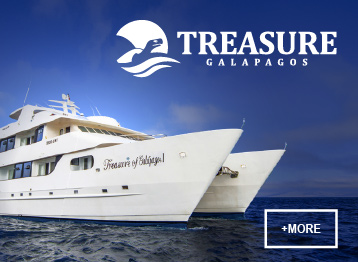 ATC Cruises Galapagos Islands safe travel family vacations Catamaran Treasure