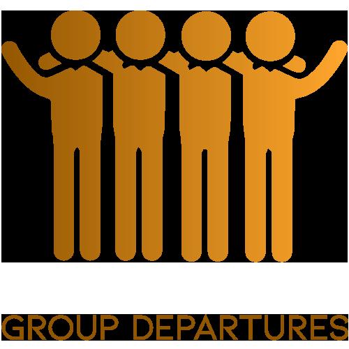 Group departures in Ecuador and Galapagos