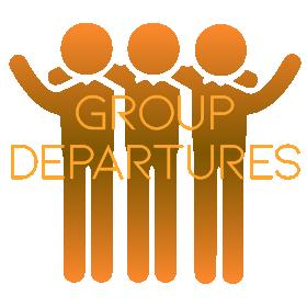 Group departures luxury travel Ecuador