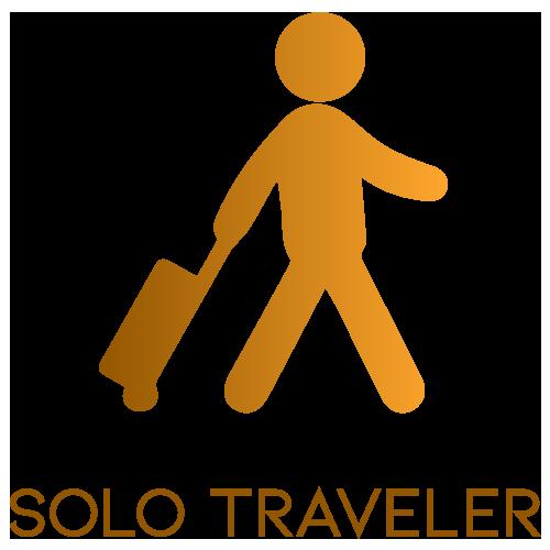 Solo traveler in Galapagos Ecuador