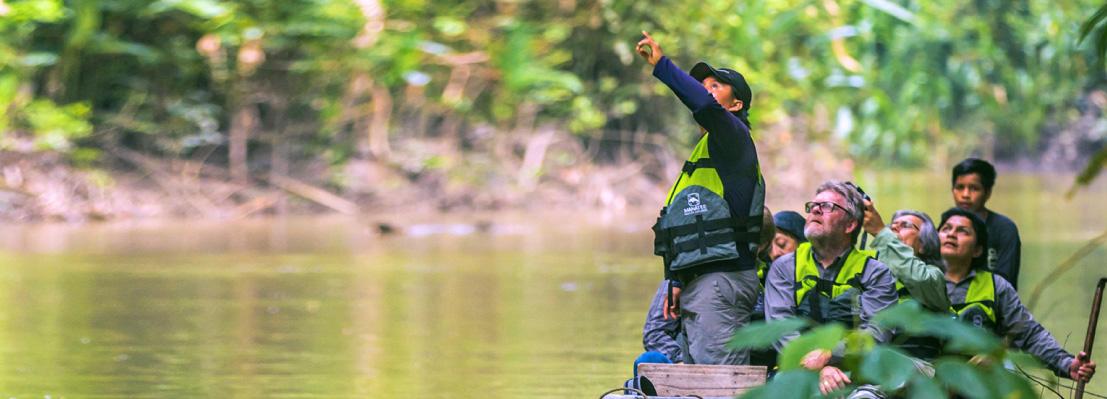 Amazon Ecuador safe travels tours GLBT