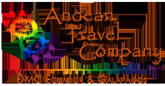 Logo DMC ATC Ecuador Galapagos GLBT