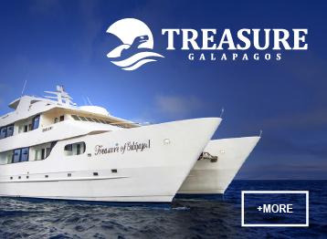Treasure Galapagos Islands safe travels