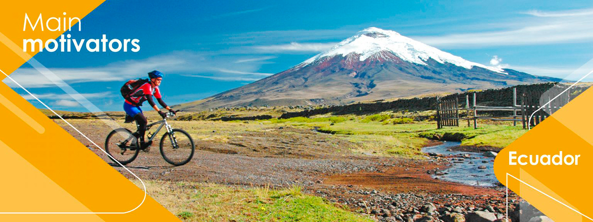 Top 10 Motivators to Visit Ecuador
