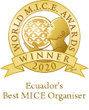 Ecuadors best mice organiser 2020 winner World MICE Awards