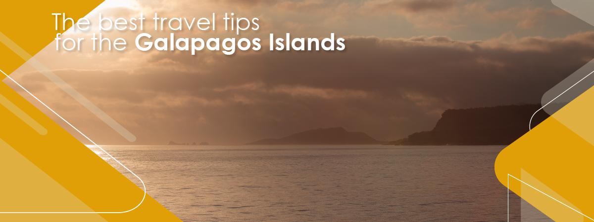 travel tips for the Galapagos Islands Ecuador ATC